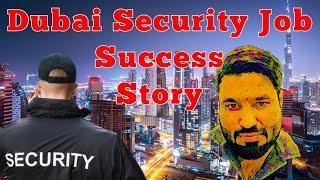 DUBAI JOB 1960 Dirham Salary  Success Story  Azhar Vlogs  Dubai Jobs
