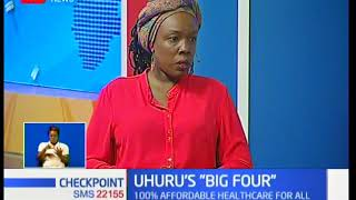 Anzetse Were:What was the rationale behind Uhuru's big four plan
