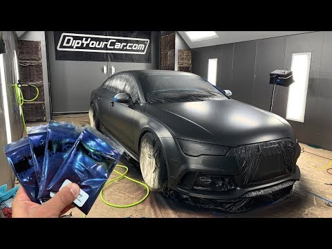 NEW COLOR for the RS7 (+ Sneak Peek into New Product Testing)