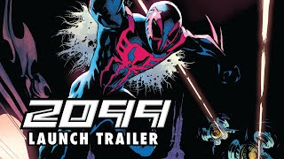 THE AMAZING SPIDER MAN 2099 Launch Trailer | Marvel Comics