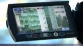 우! 조명발, 와! 화장발「이젠 안통해」…소니 HD캠코더 HDR-SR1