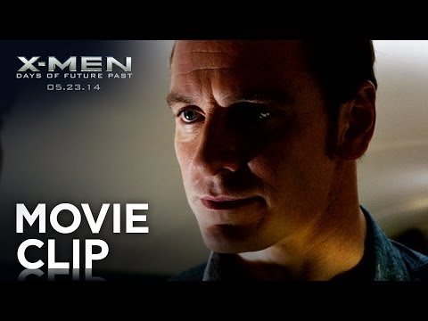 X-Men: Days of Future Past (Clip 'You Abandoned Us All')