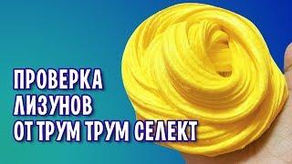 Лизуны и антистрессы от Трум Трум СЕЛЕКТ / Проверка рецептов