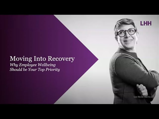 Moving Into Recovery: Why Employee Well-Being Should be Your Top Priority