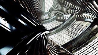 Leeza SOHO: Building the World's Tallest Atrium | The B1M