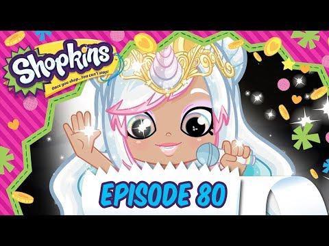 Shopkins Cartoon - Episode 80 – Hey! Listen!  | Cartoons For Children