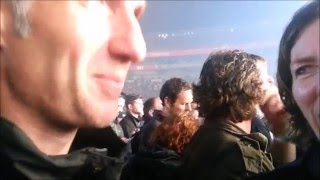 AC/DC Wellington 2015 (Fan Experience - before and during the gig)