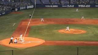 20120902レジェンドユニフォーム岡林洋一vs宇野勝