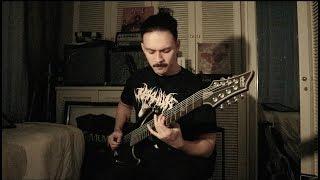 Revenge The Fate - Paranoid (Guitar Cover)