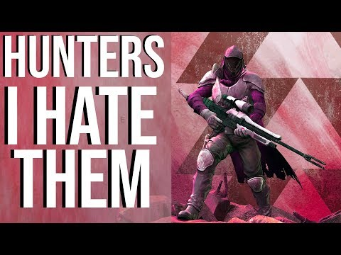 Hunters are Annoying: Destiny 2