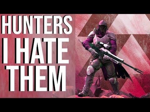 Hunters are Annoying: Destiny 2