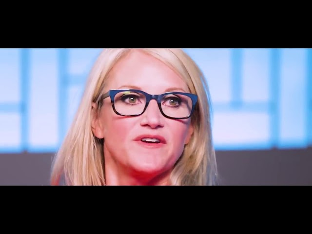 Mel Robbins and the 5 second rule to get you out of bed
