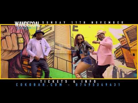 WANDE COAL NOT LIKING ISKABA - WANDE COAL LIVE INDIGO 02 11TH NOVEMBER 2018