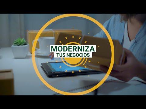 Moderniza tus negocios