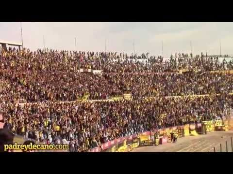 """""""La hinchada de Peñarol vs Cerro - AP 2014"""" Barra: Barra Amsterdam • Club: Peñarol"""
