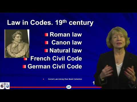 1   7   Legal Traditions  The civil law and the common law 15 10