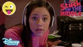 Stuck in the Middle | Harley's Basketball Broadcast 🎙🏀Sneak Peek | Official Disney Channel UK - Video Youtube