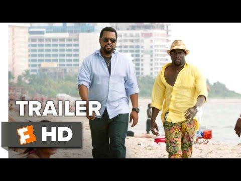 Ride Along 2 Official Trailer #2 (2016) - Kevin Hart, Ice Cube Comedy HD