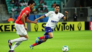 Bahia 0 x 1 Vila Nova (GO)