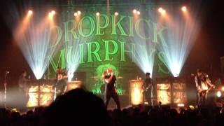 Dropkick Murphys - Caught In A Jar - live at The Warfield SF - 4/16/13