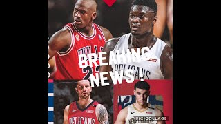 Breaking the latest NEWS on the New Orleans Pelicans!!