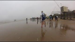 preview picture of video 'Run & Bike Raid Evasion Saint Nazaire 2014. Par Cormaris Triathlon'