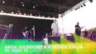 ARISA Se Vedo Te Tour a Reggio Emilia 2014