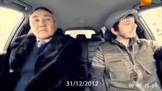 Таксист Русик и Назарбаев случайное знакомство