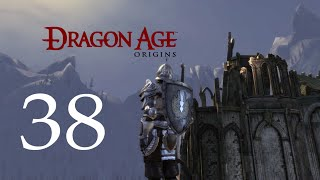 Let's Play DRAGON AGE Origins Ultimate Edition Modded Part 38  Broodmother