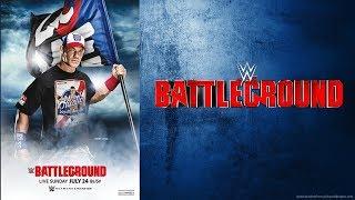 WWE Battleground 2017 - official theme song