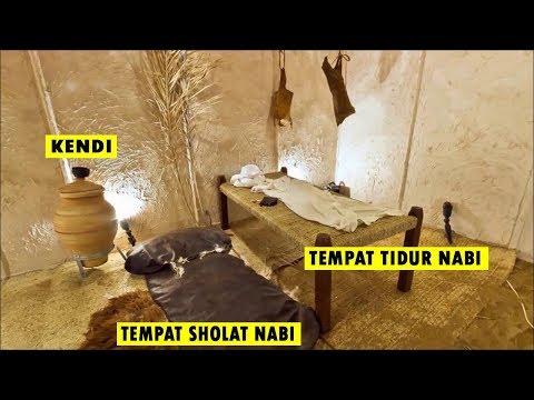 Maasyaallah Dalam Bentuk 3d Inilah Gambaran Ilustrasi Rumah Nabi Muhammad Saw