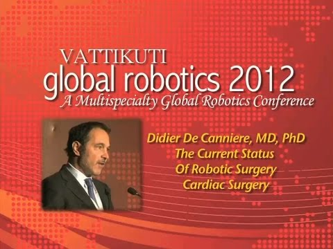 The Current Status of Robotic Surgery - Cardiac
