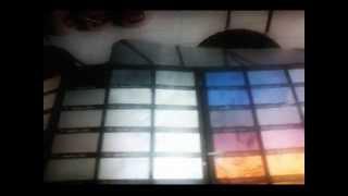preview picture of video 'Pittura metallizzata e cangiante per interni colori e dintorni capranica vt'