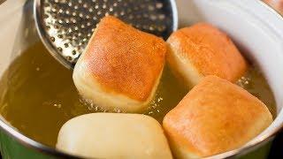 Пышные пончики - самые вкусные пончики, сделанные своими руками! | Appetitno.TV