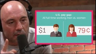 Joe Rogan on Wage Gap Arguments