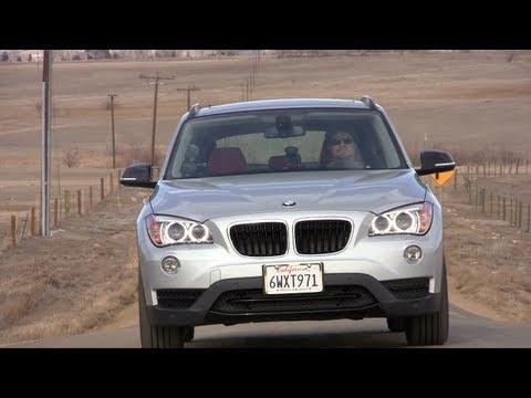 2013 BMW X1 xDrive 35i 0-60 MPH Drive & Review