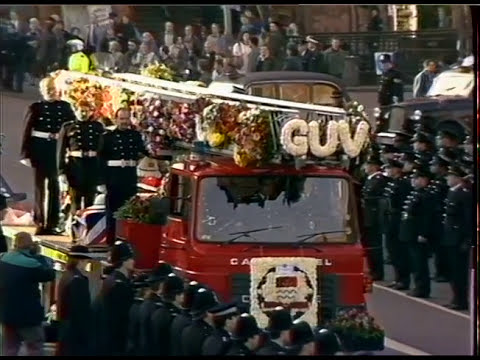 Kings Cross Station - Fire | Thames News
