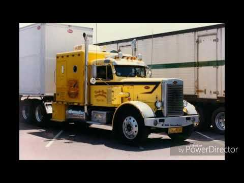 Old time trucking