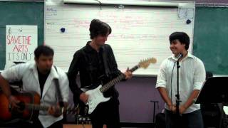 Ask Me Anything/New York City Cops - The Strokes (Cover)