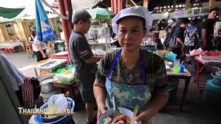 Thailand@large Episode: Food and History @ Nang Leong Market
