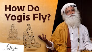 Is It Possible To Levitate? Sadhguru Answers