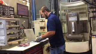 Damian: CNC Loader at Applied Engineering