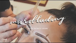 Try The Trend: Microblading