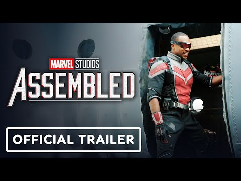 Marvel Studios' Assembled: The Making of The Falcon and The Winter Soldier – Official Trailer