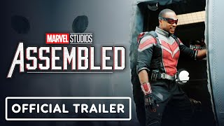 Marvel Studios' Assembled: The Making of The Falcon and The Winter Soldier - Official Trailer by IGN
