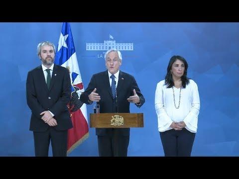 Piñera busca una nueva constitución para frenar las protestas en Chile