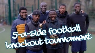 Nasaa x Made Of Muscle: Knockout Football Tournament Ft. Stormzy