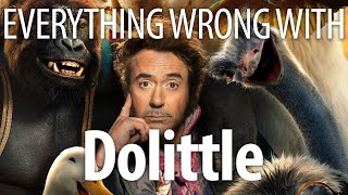 Everything Wrong With Dolittle In 17 Minutes Or Less