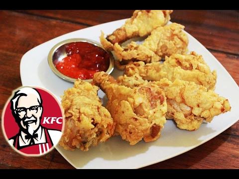 Video Begini Cara Memasak Goreng Ayam Seperti Rasa Di KFC