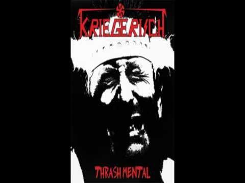 KRIEGERISCH - Be Drunk Be Thrash